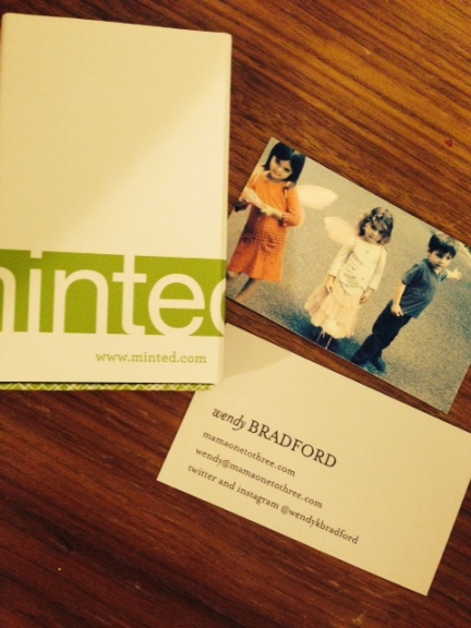 mintedbusinesscards